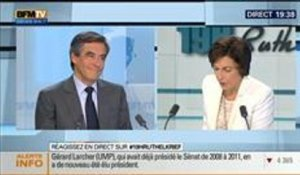 François Fillon: L'invité de Ruth Elkrief - 01/10 2/2