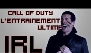 Call of Duty : l'entrainement ultime d'un PGM