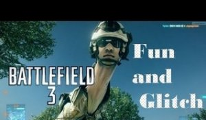 Battlefield 3 - Fun and Glitch ! FunMovie PlayComedyClub