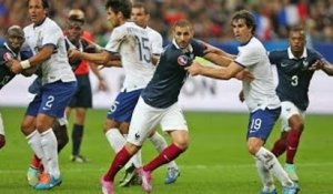 France-Portugal : 2-1, les buts