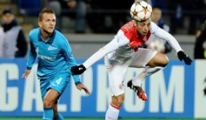 Football / Monaco surprend en Ligue des Champions - 22/10