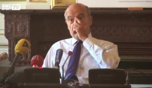 "Football / Juppé : ""On ne demande pas que l'UEFA finance nos stades"" 22/10"