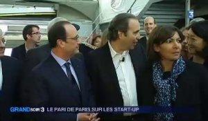 Start-up : le pari de Paris