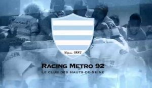 TOP 14, spot officiel - Racing-Metro 92