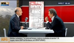 Bourdin Direct: Alain Juppé - 04/11