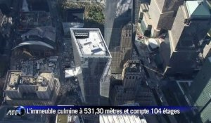 Premiers locataires pour le One World Trade Center de New York