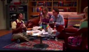 Bande annonce The Big Bang Theory - Saison 8
