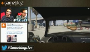 REPLAY. #GameblogLive : nos impressions sur GTA V PS4