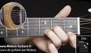 The Man Who Sold The World - Cours de Guitare