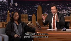 Jimmy Fallon  / Whoopi Goldberg - Emission du 28 novembre sur MCM !