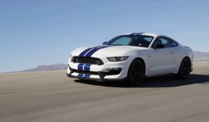 Nouvelle Shelby GT350 Mustang