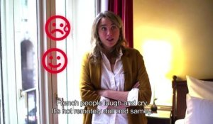 Interview with Adele Haenel - (english subtitles)