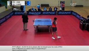 Live Pro A messieurs J9 : Pontoise-Cergy / Chartres (REPLAY)