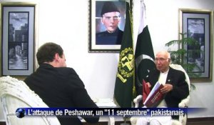 "L'attaque de Peshawar, ""11 septembre"" pakistanais"