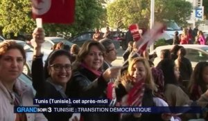 Béji Caïd Essebsi remporte l'élection libre en Tunisie