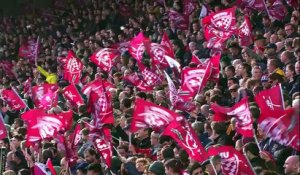 TOP14 - Bordeaux-Toulon: 28-23 - J18 - Saison 2014/2015