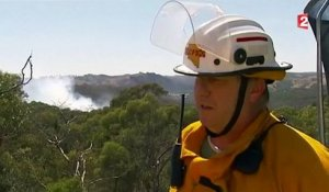 Australie : des incendies géants