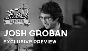 Feedback Kitchen - Mario Batali with Josh Groban (PREVIEW)