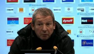 FOOT - L1 - MHSC - Courbis : «Le match de la réconciliation...?»