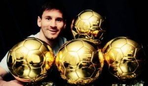 FOOT - FIFA Ballon d'Or : Messi, la passe de cinq ?