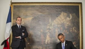 «Charlie Hebdo»: Barack Obama rend hommage aux victimes