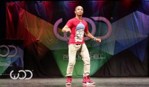 Fik-Shun - World of Dance Las Vegas 2014 WODVEGAS