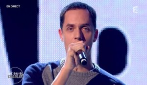 "Grand Corps Malade - ""Charlie"" - #JeSuisCharlie"