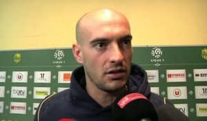 FOOT - L1 - FCN - Riou : «On se complique le match»