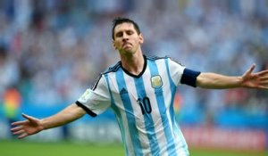 FOOT - CM - ARG : Messi, leader enfin décisif