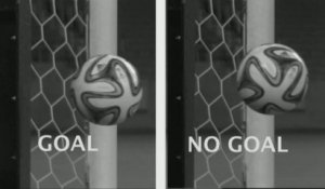 FOOT : Illustration de la goal-line technology