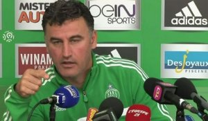 FOOT - L1 - ASSE - Galtier : Dupraz «force le respect»