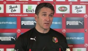 SRFC - Montanier : «On a envie d'avancer»