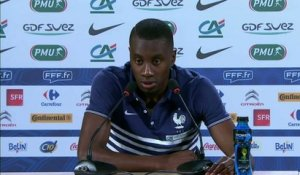 FOOT - CM - BLEUS - Matuidi : «On a envie de faire de grandes choses»