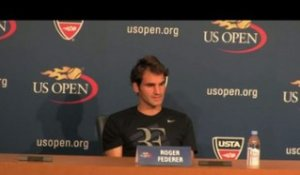 TENNIS - US OPEN - Federer: «Je l'aime beaucoup (Monfils)»