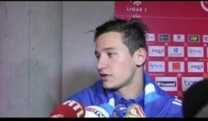FOOT - L1 - OM - Thauvin : «On gagne donc forcément...»