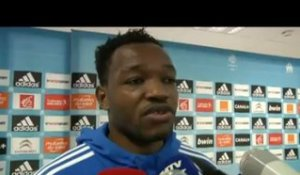 FOOT - L1 - OM - Mandanda : «On avance»