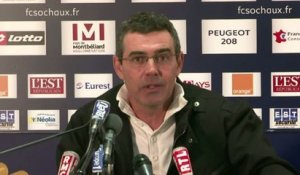 ASNL - Gabriel : «On s'accroche, on prend des points»