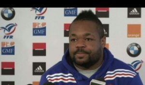 Rugby - XV de France : Bastareaud, « On a les repères »