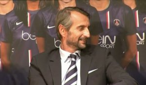 FOOT - L1 - PSG : Paris change de visage