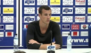FOOT - L1 - SCB - Squillaci : «Jouer le plus longtemps possible»