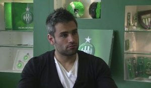 FOOT - L1 - ASSE - CHAT VIDEO : Loïc Perrin