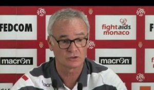 FOOT - L1 - ASM - Ranieri : «Moutinho, c'est la technique»