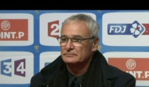 FOOT - C. LIGUE - ASM - Ranieri : «Pas grave»
