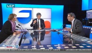 Politique Matin : Invités : Marie-George Buffet, Jean-Christophe Fromantin