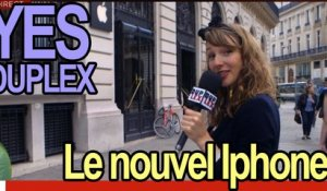 DUPLEX - L'Iphone 6