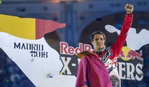Tom Pagès, champion des Red Bull X-Fighters 2013