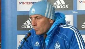 OM - Baup : «Morel forfait, Fanni et A. Ayew incertain»