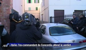 L'ex-commandant du Concordia attend son verdict