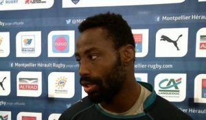 RUGBY - TOP 14 - MHR - Ouedraogo : «On a serré les dents»