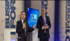 Ouverture du 01 Business Forum par Alain Weill